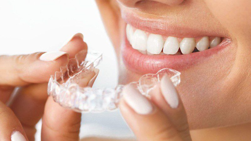 What is possible with Invisible Braces?